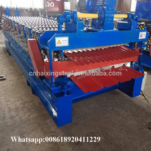 tile press corrugated iron roofing/ sheet roll forming making machine/tile making machine made in China