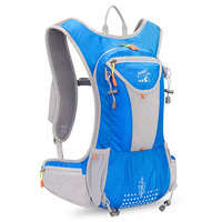 High quality stylish lightweight nylon running backpack, waterproof Cycling hydration backpack