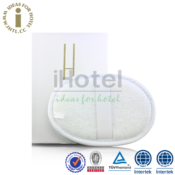 Hotel Natural Soft Loofah Sponge For Bath And Shower Scrub