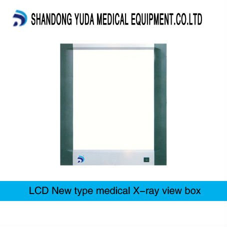 LCD new type medical X-ray view box