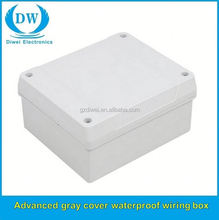 waterproof wiring box Factory sale ip66 ABS plastic waterproof electrical junction enclosure waterproof distribution box