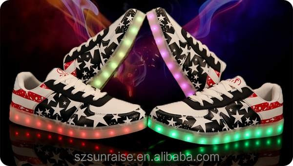 led lights for shoes