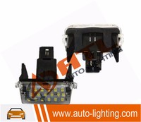 High power License Plate Lamp of TOYOTA CAMRY 2013 License Plate Lamp for toyota dome light