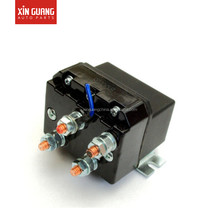 Heavy Duty 24V DC Winch Reversing Solenoid Relay 200A Auto motive Switch OEM RMSHD200A24v