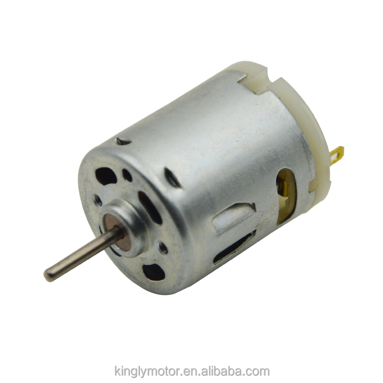 6V 12V 24V 10000rpm 360 Brush DC Fan motor High Torque for Car,Home Appliance,Fan,Boat,Electric Bicycle Usage