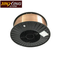 CO2 Gas Shielded Copper Coated AWS70S-6 Welding Wire
