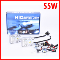 Factory Directly Selling H3 H4 H7 H11 35W 55W Regular Ballast Hid Kit German chip 9012 HIR2 H11B METAL BASE