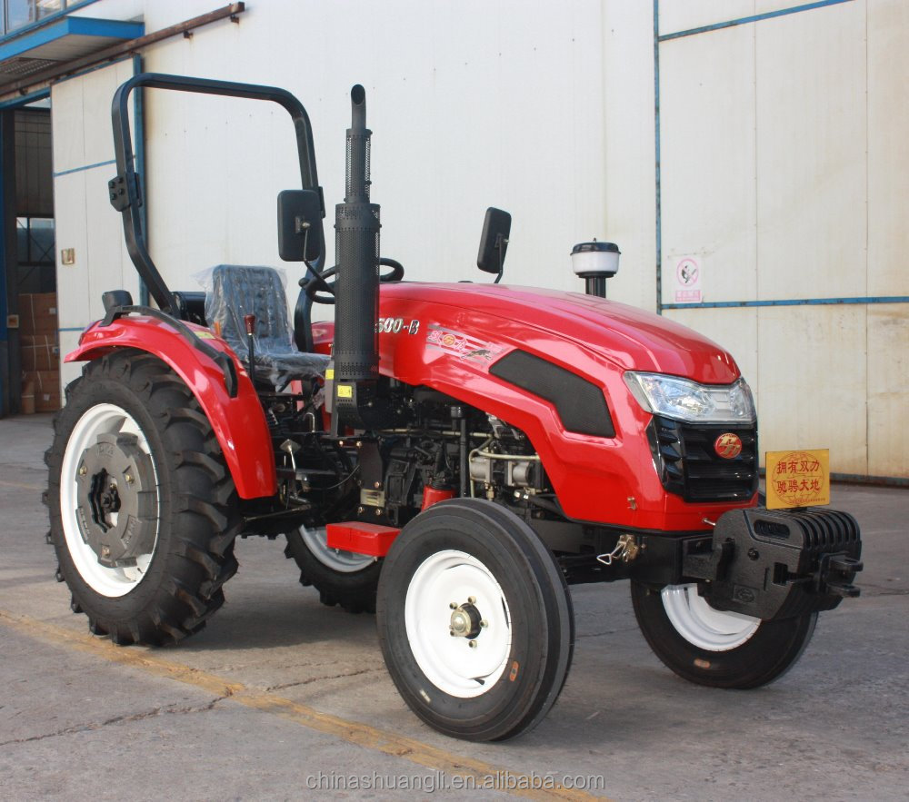 New Model 500 tractor for agricultural machinery made in china good quality and reasonable price
