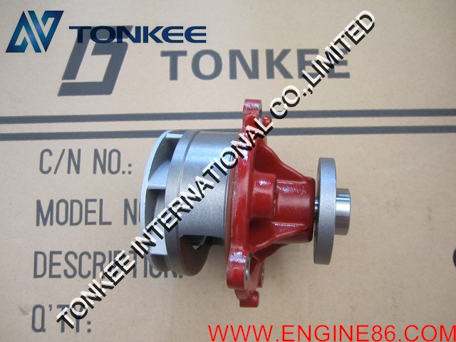 Excavator water pump,engine water pump,VOLVO water pump 210B DEUTZ D6D/D6E
