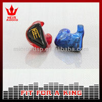 professional earphone in ear headphone cable