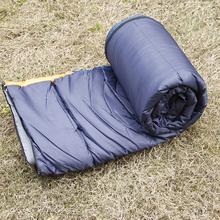 thickened feather light warm winter sleeping bags SB966
