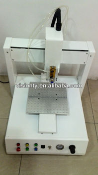 Industrial Automatic Liquid Dispensing Machines in Package/Automatic epoxy dispensing machine/