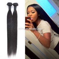 New Style High Quality Gold Supplier Straight Wave Style Hair Pieces Line On Sale