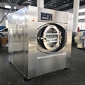 one year factory warranty 100kg washer extractor selling