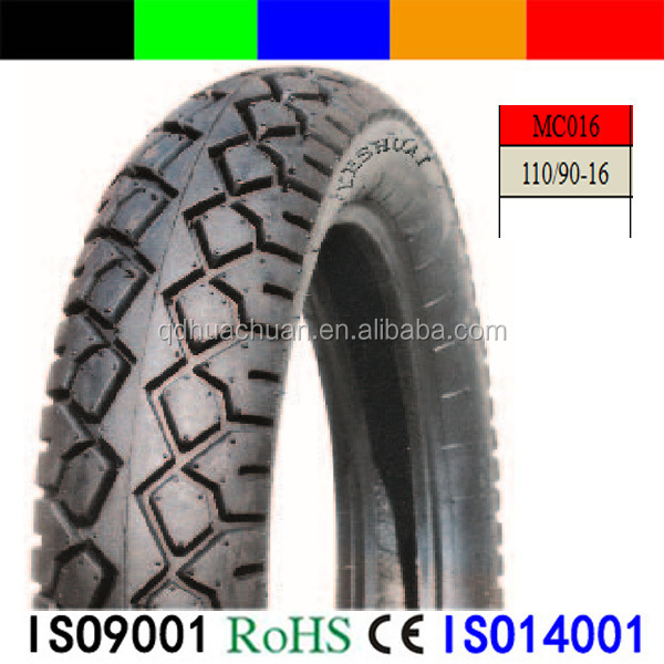 China high quality motorcycle tyre 110/90-17