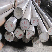 Hot rolled/forged alloy bearing steel bars AISI 52100