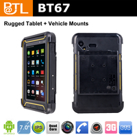BATL BT67 SWT0368 MTK6582 quad core 450nit gps ublox industrial android tablet pc manufacturer