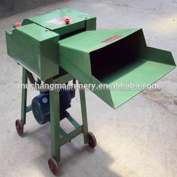 automatic silage electrical chaff cutter for sale
