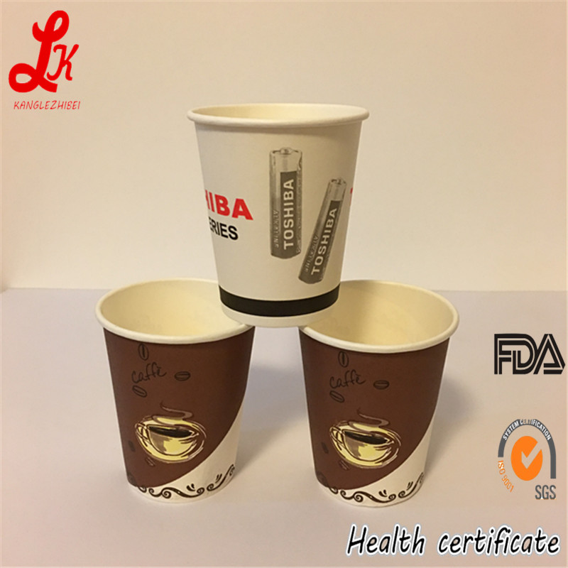 Beverage Use and Cup Type hot coffee paper cups