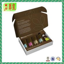 Flat Shipping Mailing Box For Cosmetic