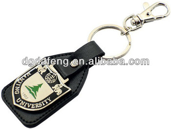 various fashionalbe promotion advertising key chain