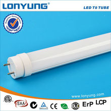 2FT 60cm 9w direct-replace t8 blue/red led plant grow light tube 3 years warranty with ETL TUV SAA CE ROHS DLC LCP approval