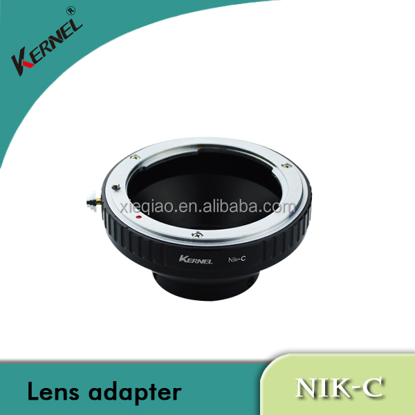 Kernel for Canon FD Lens to C Film Mount Camera Adapter Ring Without Tripod Mount