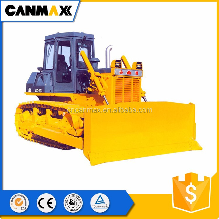 China manufacturer New technology SD13 Used Small Bulldozer