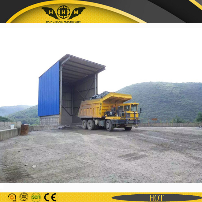 off road mining truck for 80Ton with 420hp and 35 cubwith Allison transmission and 40 cubic bucket for mining transporting
