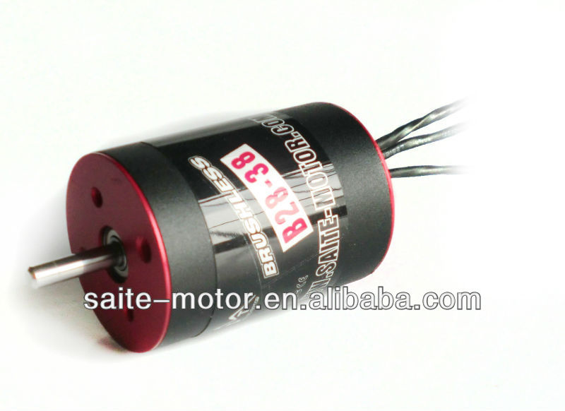 ST 2838 rc brushless motor speed controller esc for electric rc boat
