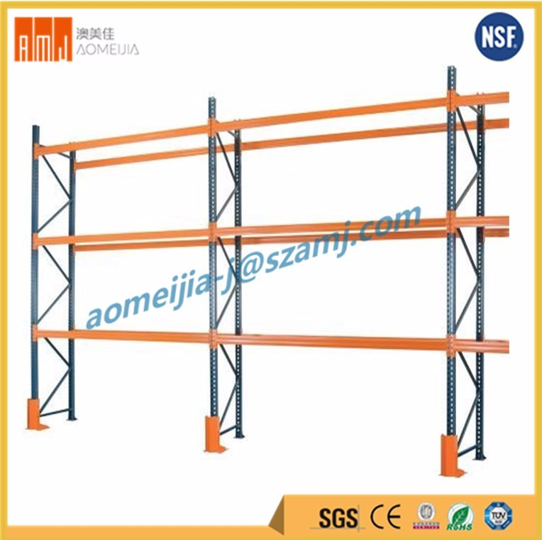 Industry used storage tools metal frame heavy duty storage racking system