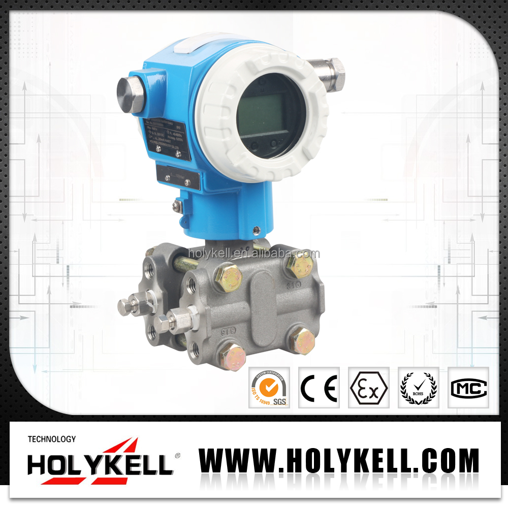 Holykell HK75 low cost electronic differential pressure transmitter