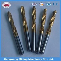power tools din 345 hss taper shank drill bit for metal drilling