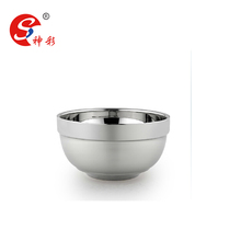 stainless steel cereal bowl fruit bowl born china