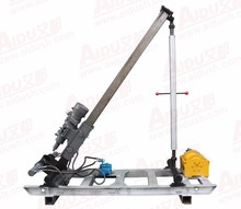 small bore well water drilling machine price