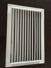 HVAC return air grille aluminium return air wall register