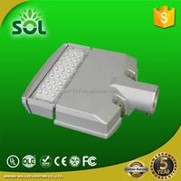 IP67 5000lm 3000k 4000k 6500k led street light 50w for parks
