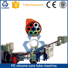 HDPE Silicone optical cable micro duct making machine