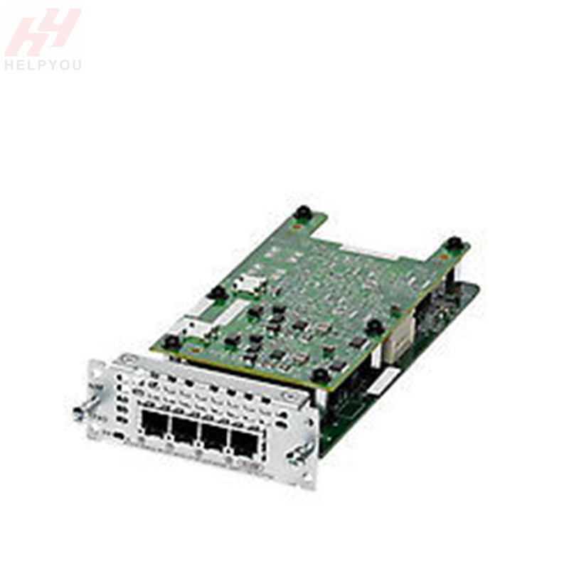 Cisco 4-port Network Interface Module NIM-4BRI-NT/TE