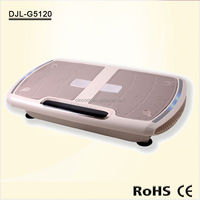 2014 NEW DESIGN BODY CRAZY FIT MASSAGE VIBRATION PLATE AS SEEN ON TV BODY SLIMMER BODY SHAPER PLATE G5100