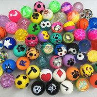 27mm Rubber Bouncing Balls Toy for Vending Machine