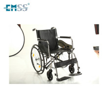Economy ELY-006B steel folding chromed manual wheelchair