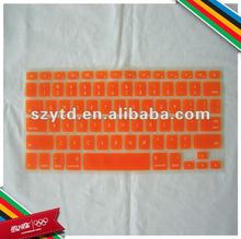 laptop silicone keyboard cover, keyboard protect cover/skin