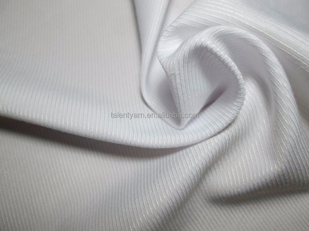 Permanent Odorless Polyester Cotton Blend Woven High quality Shirts Fabric (TA-191)