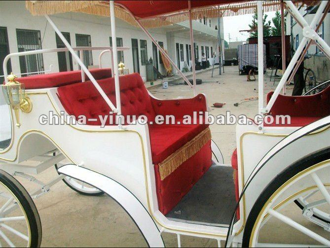 Hot Victoria carriage with covers/horse carriage and cart for sale