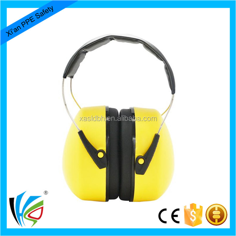 hearing protector ear muff Industrial Safety ear muffs for Noise Reduction