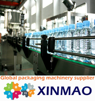 Supply water bottle capping machine /liquid condom filling machine