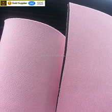 Neoprene With Polyester Fabric 2mm 3mm 4mm 5mm 10mm