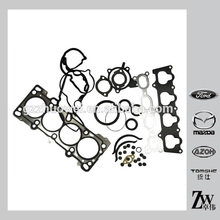 Auto Full Engine Repair Kit, Cylinder head Gasket Set for Mazda ZM 8HBN-10-271