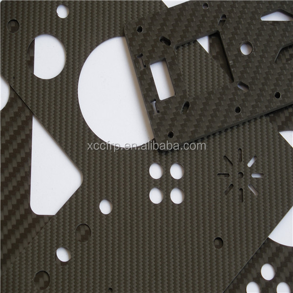precision carbon fiber CNC Machining Parts from Gold Supplier in Dongguan